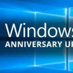 Windows10 Anniversary Update が失敗する